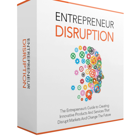 Entrepreneur  Disruption